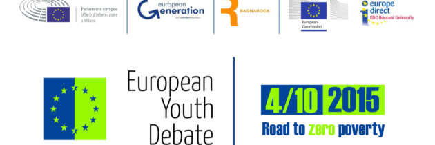 European Youth Debate @EXPO 2015 – Road to zero poverty
